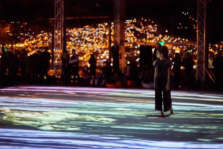 Fiesta de la Luz. Jenny Ocampo